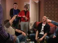 The Inbetweeners 03x04 : The Trip to Warwick- Seriesaddict